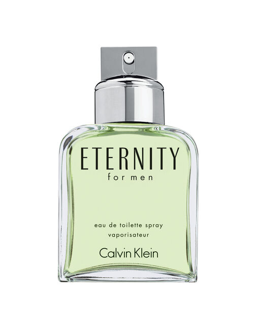 CALVIN KLEIN ETERNITY FOR MEN EDT SPRAY 100ML