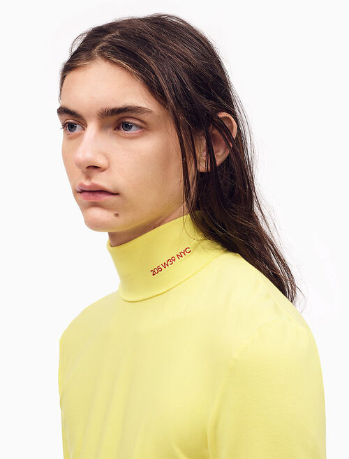 CALVIN KLEIN 205W39NYC TURTLENECK