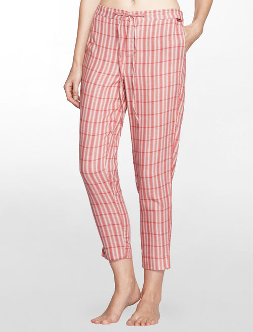 CALVIN KLEIN FLANNELS SLEEP PANTS