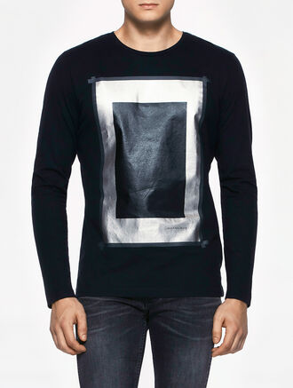 CALVIN KLEIN TORRIAL LONG SLEEVES T-SHIRT