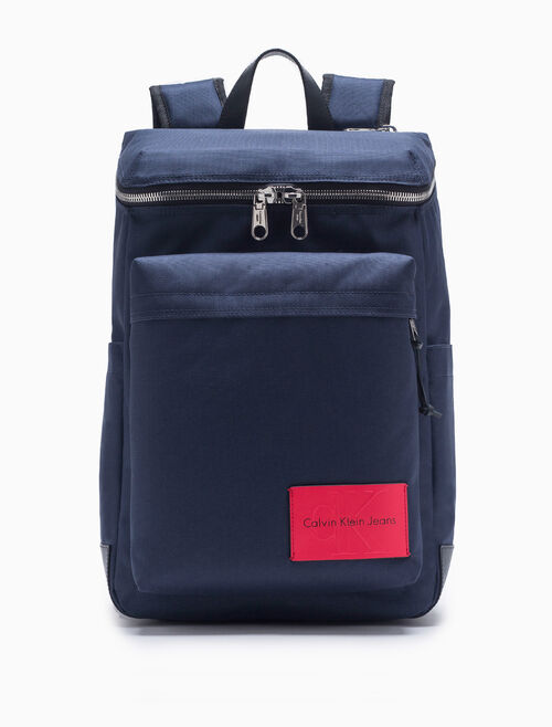 CALVIN KLEIN SPORT ESSENTIALS PLUS ZIP-AROUND BACKPACK