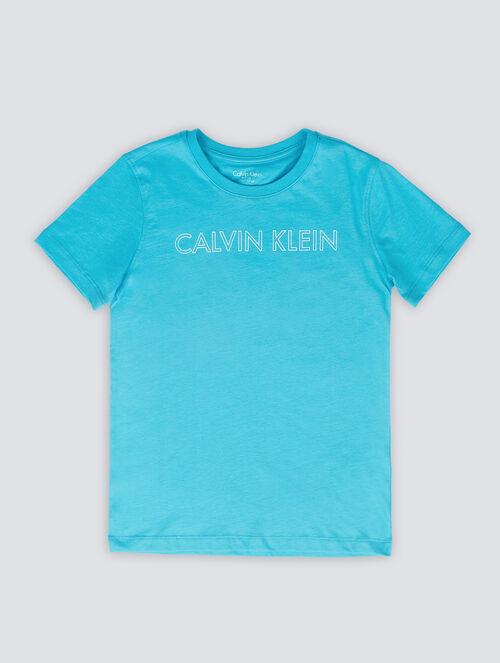 CALVIN KLEIN X-MERCH T-SHIRT