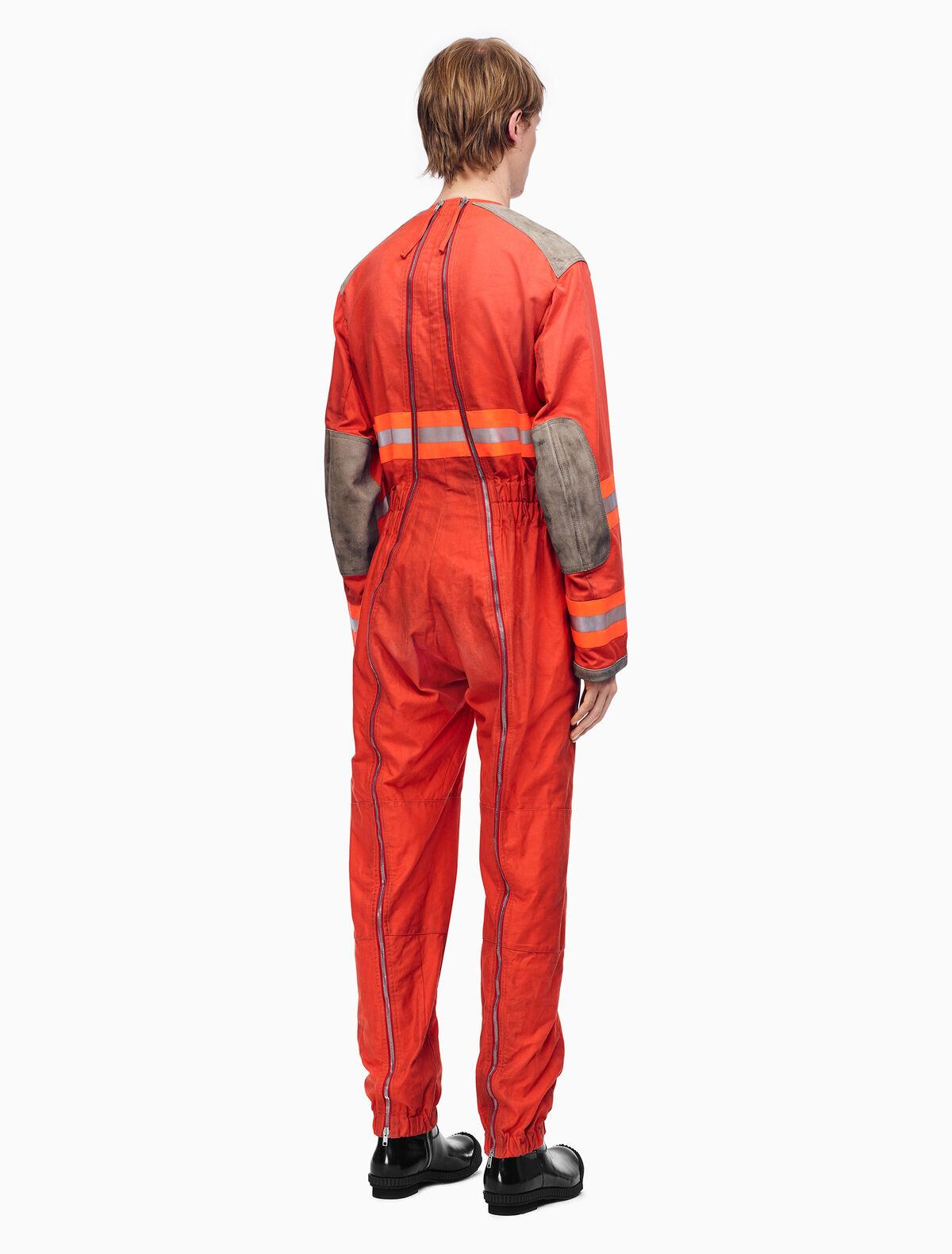28d53b0bcd69 BUY DISTRESSED FIREMAN JUMPSUIT - Calvin Klein South Korea