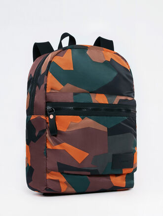 CALVIN KLEIN TWO WAY REVERSIBLE CAMPUS BACKPACK