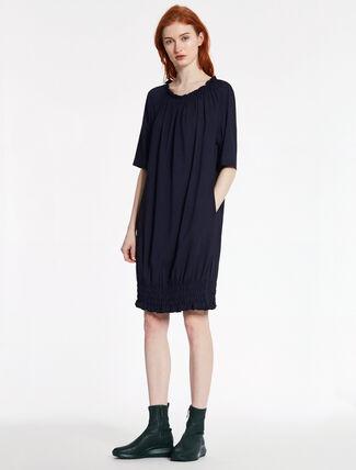 CALVIN KLEIN LIGHTWEIGHT STRETCH TWILL DRESS