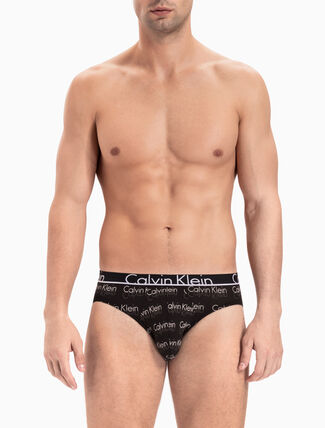 CALVIN KLEIN CK ID COTTON HIP BRIEF