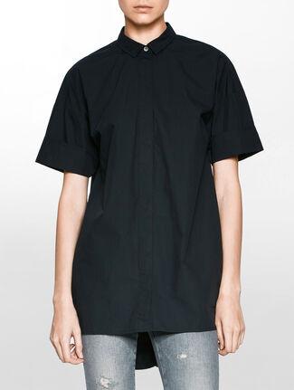 CALVIN KLEIN チュニックシャツ