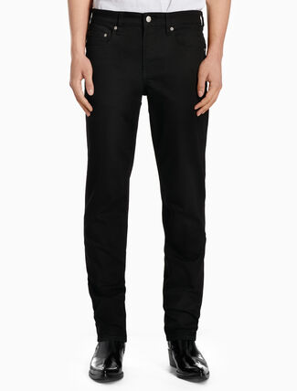 CALVIN KLEIN CKJ 027 MEN BODY CORE BLACK JEANS