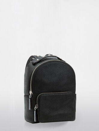 CALVIN KLEIN ENGINEERED MICRO BACKPACK WITH STUDS