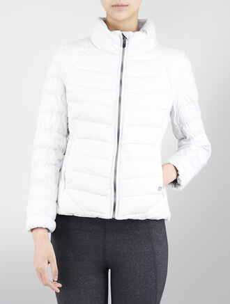 CALVIN KLEIN LIGHT DOWN JACKET