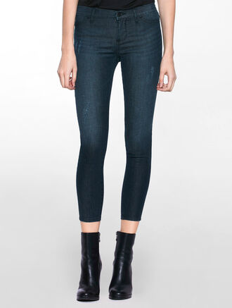 CALVIN KLEIN SHADOW BLUE LEGGING