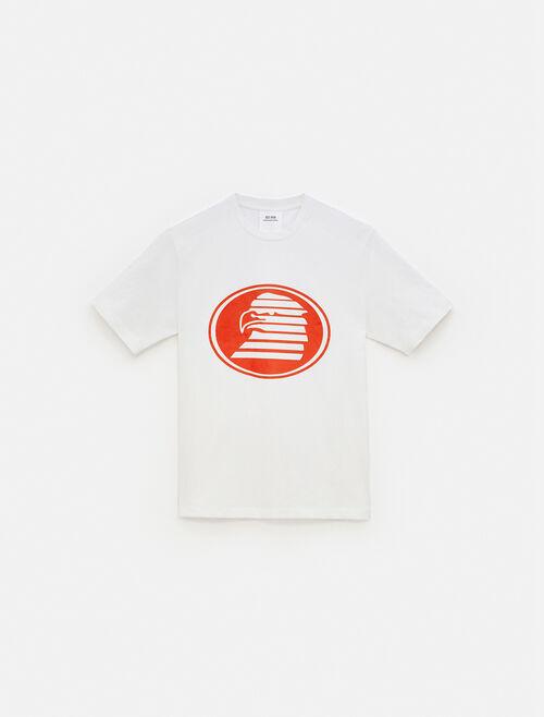CALVIN KLEIN Logo Crewneck T-Shirt