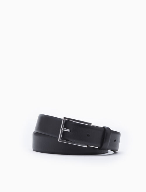 CALVIN KLEIN DRESS BUCKLE BELT