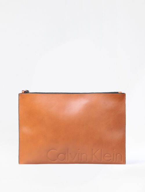 CALVIN KLEIN MAGNIFIED POUCH