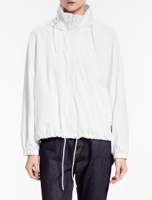 CALVIN KLEIN OLYMPIA WINDBREAKER WITH HOOD