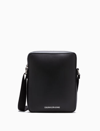 CALVIN KLEIN LEATHER FLAT PACK
