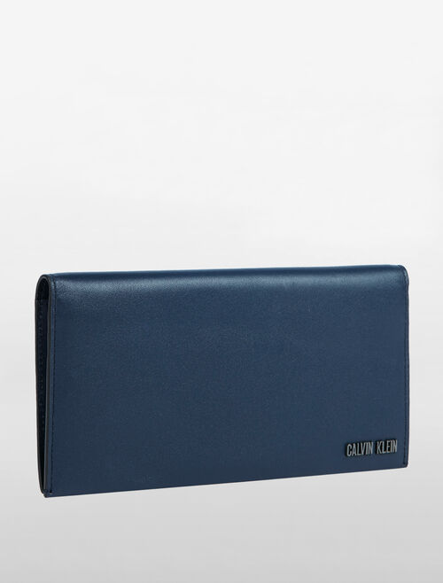 CALVIN KLEIN AIDEN LONG FOLD WALLET