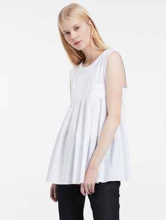 CALVIN KLEIN SUMMER VOILE TOP