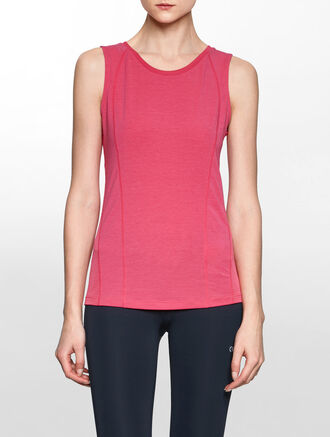 CALVIN KLEIN PERFORATED INSERT TANK