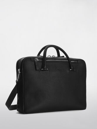 CALVIN KLEIN PLATINUM ENGINEERED BRIEFCASE