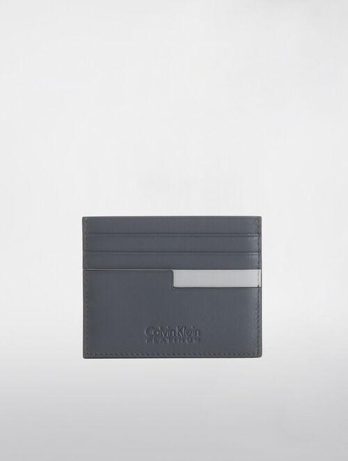 CALVIN KLEIN CLASSIC WALLETS CARDCASE