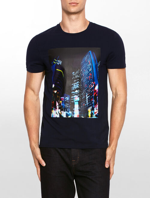 CALVIN KLEIN TIREC SLIM FIT TEE