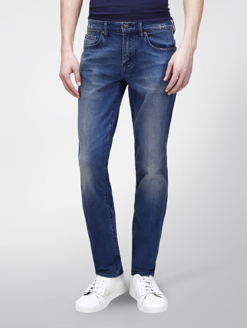 CALVIN KLEIN OLD BLUE BODY JEANS