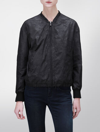 CALVIN KLEIN RACKA FLIGHT JACKET