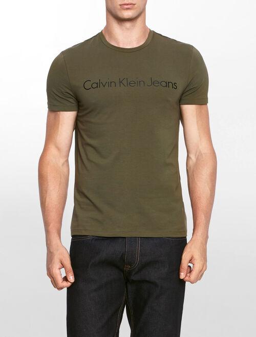 CALVIN KLEIN TALIC SLIM FIT TEE