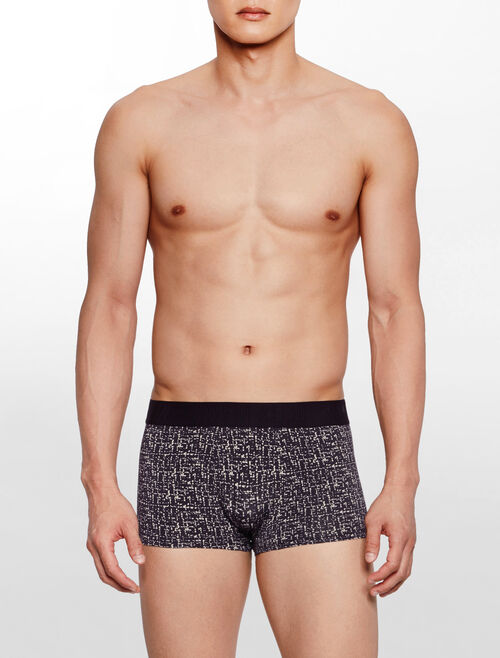 CALVIN KLEIN CK BLACK-SHADOW LOW RISE TRUNK