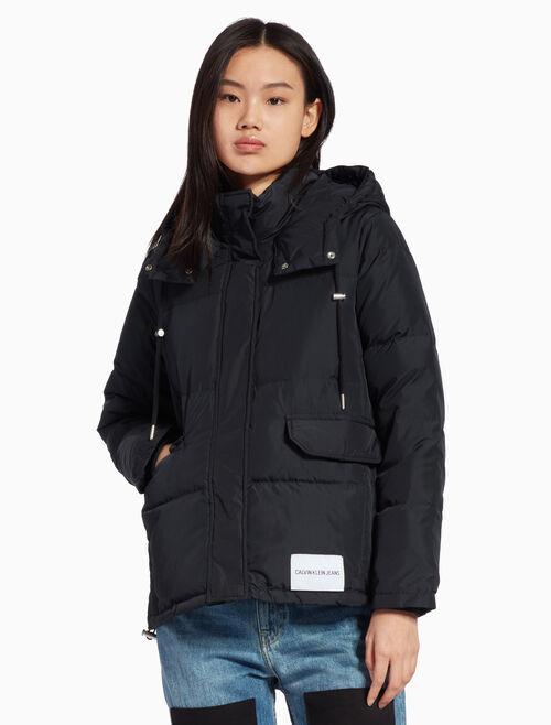 CALVIN KLEIN 라이트웨이트 다운 재킷