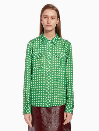 CALVIN KLEIN Starry shirt
