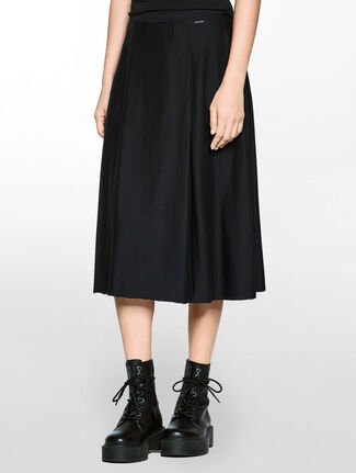 CALVIN KLEIN COTTON SKIRT