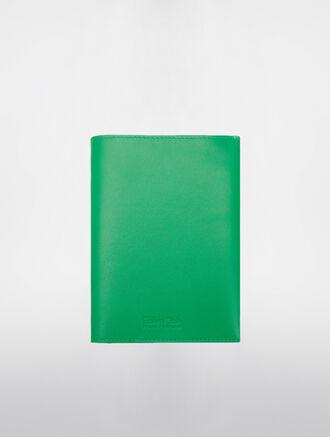 CALVIN KLEIN TRAVEL PASSPORT COVER
