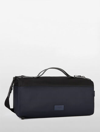 CALVIN KLEIN ENGINEERED NYLON GROUP CONVRTBL DUFFLE