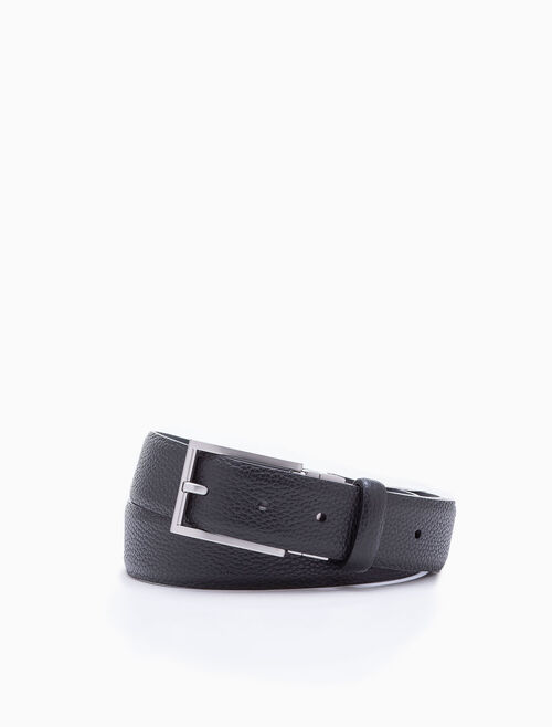 CALVIN KLEIN CLASSIC DRESS BUCKLE BELT