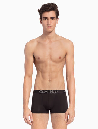 CALVIN KLEIN LUXE COTTON LOW RISE TRUNK