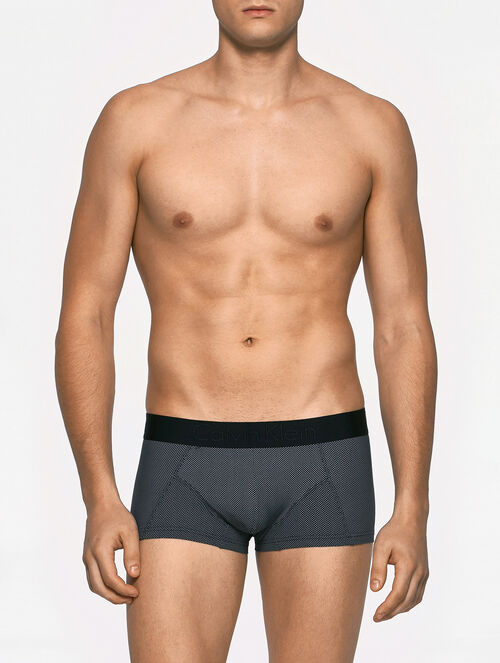 CALVIN KLEIN CK BLACK-MICRO LOW RISE TRUNK