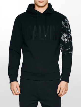 CALVIN KLEIN HORAL HD LONG SLEEVES SWEATER