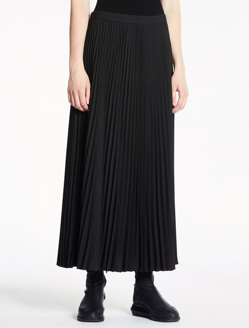 CALVIN KLEIN LIGHTWEIGHT PLEATING SKIRT