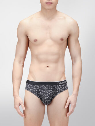 CALVIN KLEIN CKONE MICROFIBE HIP BRIEF