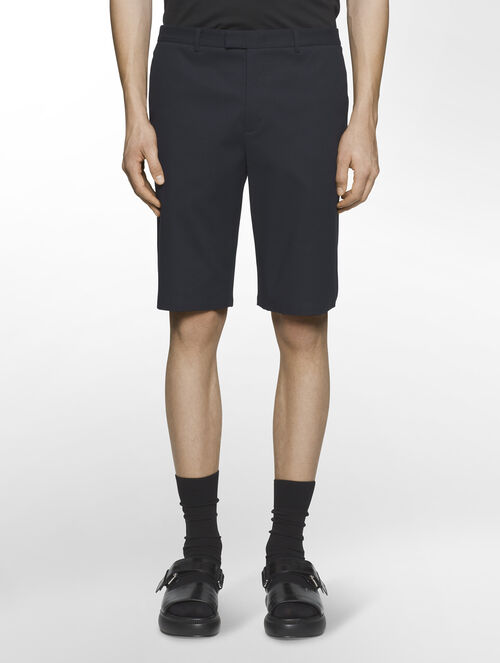 CALVIN KLEIN MATTE PIQUE SHORTS( PATRIC SPORT FIT )