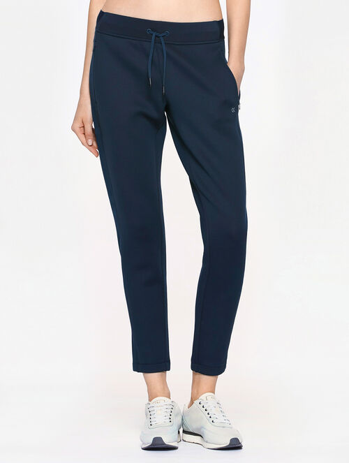 CALVIN KLEIN TWO TONE SIDE SWEAT PANTS