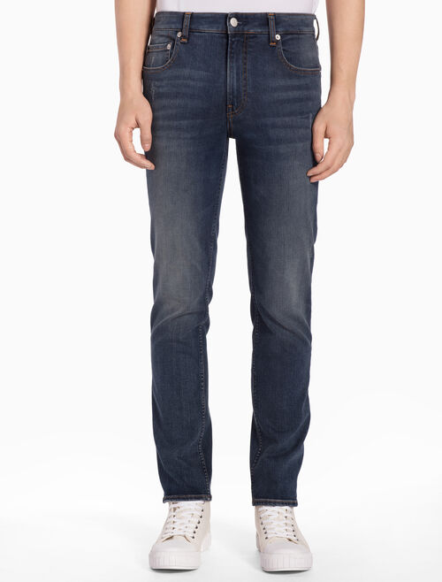 CALVIN KLEIN CKJ 027 MEN BODY HAMILTON DARK BLUE JEANS