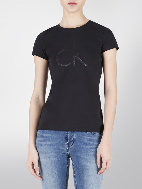 CALVIN KLEIN FASHION TEE