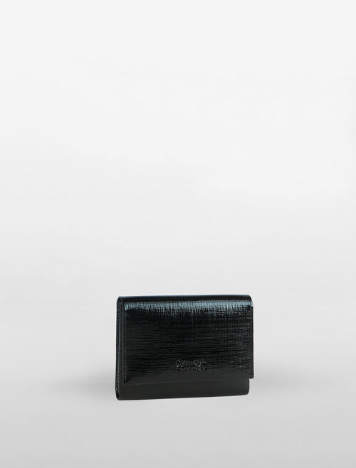 CALVIN KLEIN CARD HOLDER WITH REMOVABLE CASE