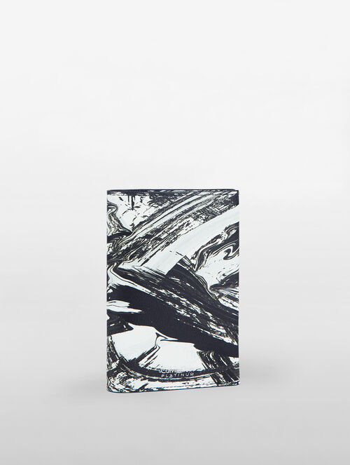 CALVIN KLEIN PASSPORT WALLET
