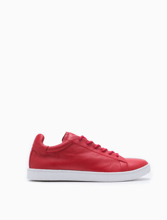 CALVIN KLEIN LACE UP SNEAKERS