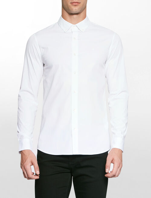 CALVIN KLEIN 2ST BUTTON DOWN SHIRT