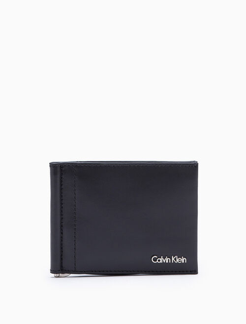 CALVIN KLEIN MONEY CLIP WALLET